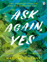 Cover Ask Again, Yes
