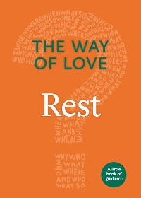 Cover The Way of Love: Rest