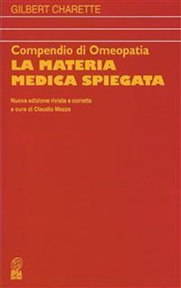 Cover la materia medica spiegata