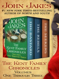 Cover The Kent Family Chronicles Volumes One Through Three