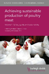 Cover Achieving sustainable production of poultry meat Volume 1