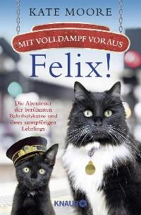 Cover Mit Volldampf voraus, Felix!