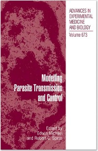 Cover Modelling Parasite Transmission and Control