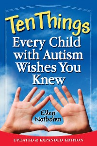 Cover Ten Things Every Child with Autism Wishes You Knew