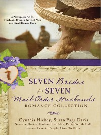 Cover Seven Brides for Seven Mail-Order Husbands Romance Collection