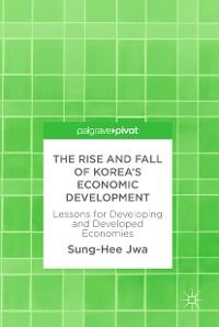 Cover The Rise and Fall of Korea's Economic Development