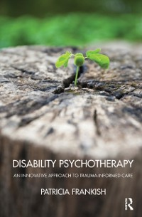 Cover Disability Psychotherapy