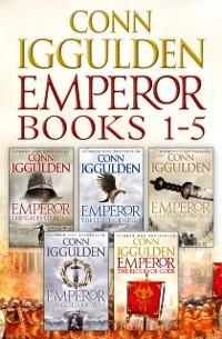 Cover Emperor Series Books 1-5