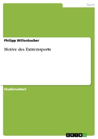 Cover Motive des Extremsports