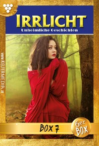 Cover Irrlicht Jubiläumsbox 7 - Gruselroman