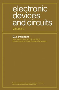 Cover Electronic Devices and Circuits