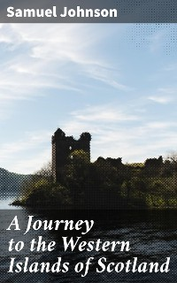 Cover A Journey to the Western Islands of Scotland