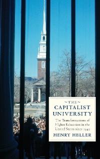 Cover The Capitalist University