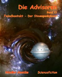 Cover Die Advisoren Band II
