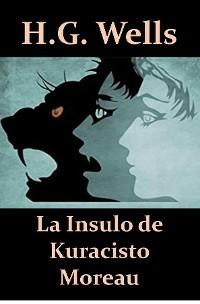 Cover La Insulo de Kuracisto Moreau