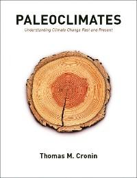 Cover Paleoclimates