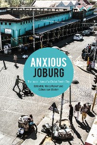 Cover Anxious Joburg