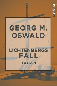 Cover Lichtenbergs Fall