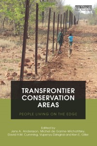 Cover Transfrontier Conservation Areas