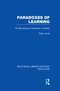 Cover Paradoxes of Learning