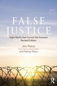 Cover False Justice