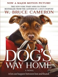 Cover A Dog's Way Home