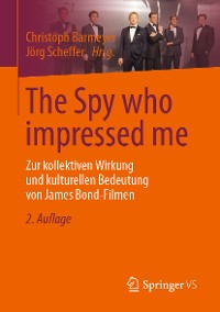 Cover The Spy who impressed me