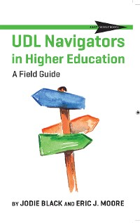Cover UDL Navigators in Higher Education