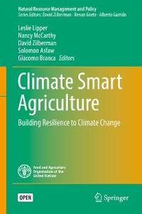 Cover Climate Smart Agriculture
