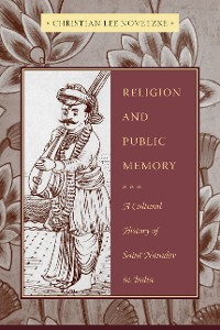 Cover Religion and Public Memory