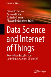 Cover Data Science and Internet of Things