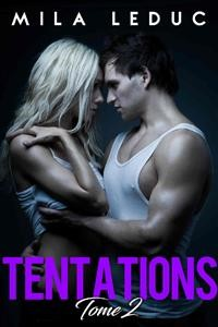 Cover TENTATIONS - Tome 2