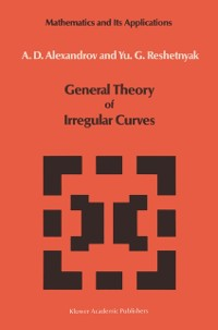 Cover General Theory of Irregular Curves
