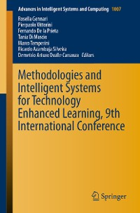 Cover Methodologies and Intelligent Systems for Technology Enhanced Learning, 9th International Conference