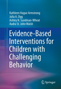 Cover Evidence-Based Interventions for Children with Challenging Behavior