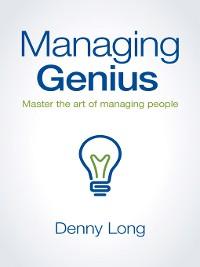 Cover Managing Genius