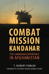 Cover Combat Mission Kandahar
