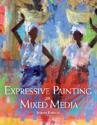 Cover Expressive Painting in Mixed Media