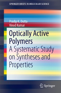 Cover Optically Active Polymers