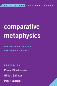 Cover Comparative Metaphysics