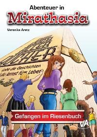 Cover Gefangen im Riesenbuch