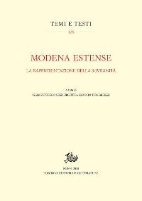 Cover Modena estense