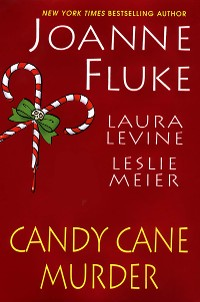 Cover Candy Cane Murder