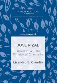 Cover Jose Rizal
