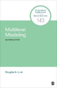 Cover Multilevel Modeling