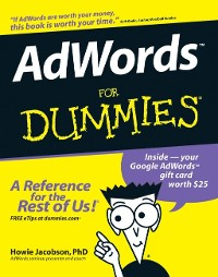Cover AdWords For Dummies