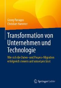Cover Transformation von Unternehmen und Technologie