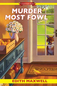 Cover Murder Most Fowl