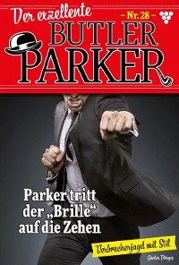 Cover Der exzellente Butler Parker 28 – Kriminalroman