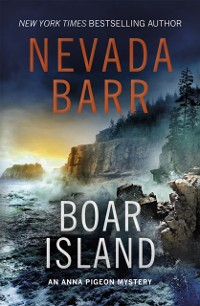Cover Boar Island (Anna Pigeon Mysteries, Book 19)